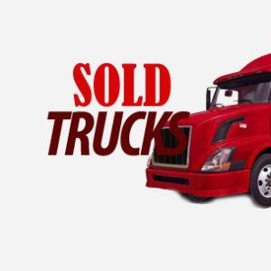 Sold Trucks